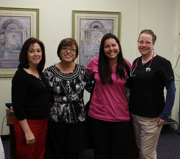 Beth Hanrahan MD LLC Staff